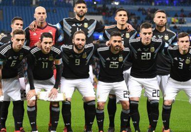 ESPAÑA 6 – 1 ARGENTINA