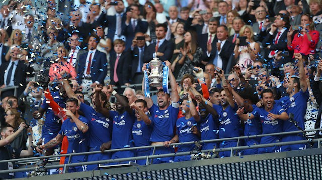 Chelsea se consagró campeón de la FA Cup