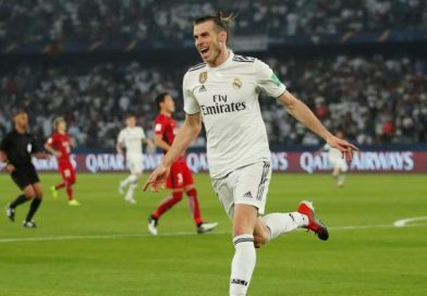 <span style='color:#FFF;font-size:12px;text-transform: uppercase;background-color:#289dcc;'> REAL MADRID 3- 1 KASHIMA ATLERS </span> </br> Real Madrid a un paso de ser el primer tricampeón mundial consecutivo