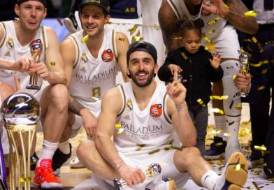<span style='color:#FFF;font-size:12px;text-transform: uppercase;background-color:#289dcc;'>CAMPAZZO, LAPROVITTOLA Y DECK CAMPEONES</span> </br> Real Madrid levanta la Copa del Rey con el brillo de Facu Campazzo MVP