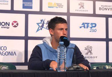 Schwartzman se bajó de las semis del Argentina Open