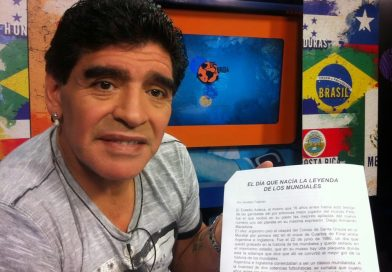 <span style='color:#FFF;font-size:12px;text-transform: uppercase;background-color:#289dcc;'>MURIÓ MARADONA</span> </br> ¡Hasta siempre Diego!