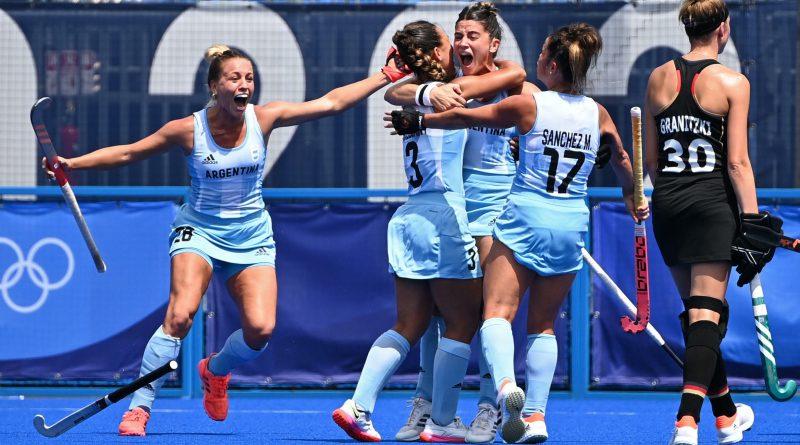<span style='color:#FFF;font-size:12px;text-transform: uppercase;background-color:#289dcc;'>DÍA 10 - ¡LEONAS A SEMIFINAL!</span> </br> Resultados argentinos en Juegos Olímpicos Tokio 2020