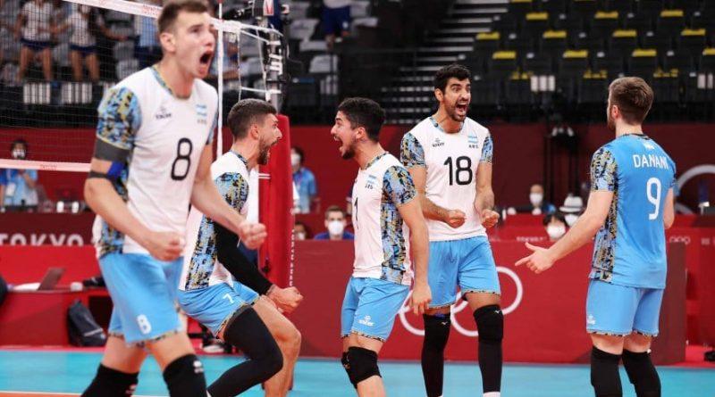 Resultados argentinos en Juegos Olímpicos Tokio 2020