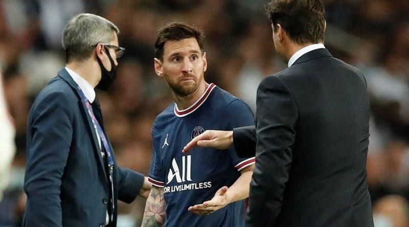 """<span style='color:#FFF;font-size:12px;text-transform: uppercase;background-color:#289dcc;'>CAMBIO SORPRESIVO</span> </br> Pochettino: """"A Messi le pregunté cómo estaba cuando lo saqué y respondió bien"""""""
