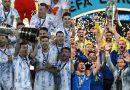 <span style='color:#FFF;font-size:12px;text-transform: uppercase;background-color:#289dcc;'>COPA EUROAMÉRICA</span> </br> Conmebol y UEFA se pusieron de acuerdo: Argentina e Italia jugarán la Copa Euroamérica