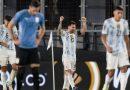 Messi y compañía en una noche perfecta para bailar a Uruguay