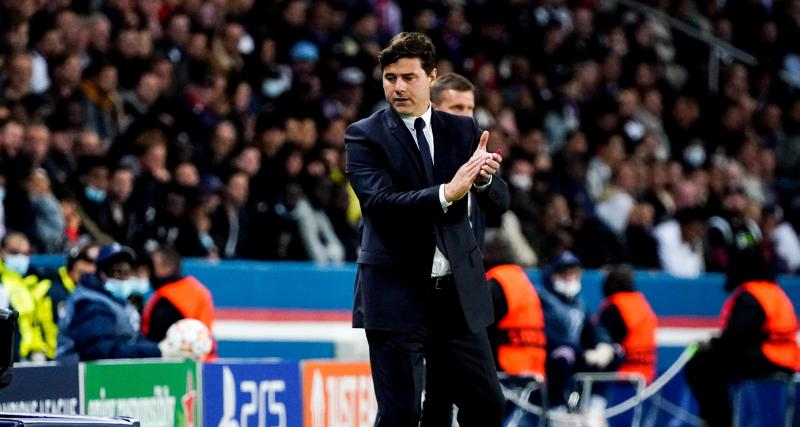 "<span style='color:#FFF;font-size:12px;text-transform: uppercase;background-color:#289dcc;'>MAURICIO POCHETTINO</span> </br> ""Messi y Mbappé tienen un talento enorme"""