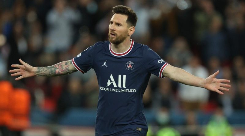 <span style='color:#FFF;font-size:12px;text-transform: uppercase;background-color:#289dcc;'>PSG 3-2 LEIPZIG</span> </br> Cada vez es más Messi: dos goles para que el PSG triunfe en Champions
